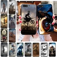 yndfcnb moto cross motorcycle phone cover for huawei honor 5a 7a 7c 8a 8c 8x 9x 9xpro 9lite 10 10i 10lite play 20 20lite