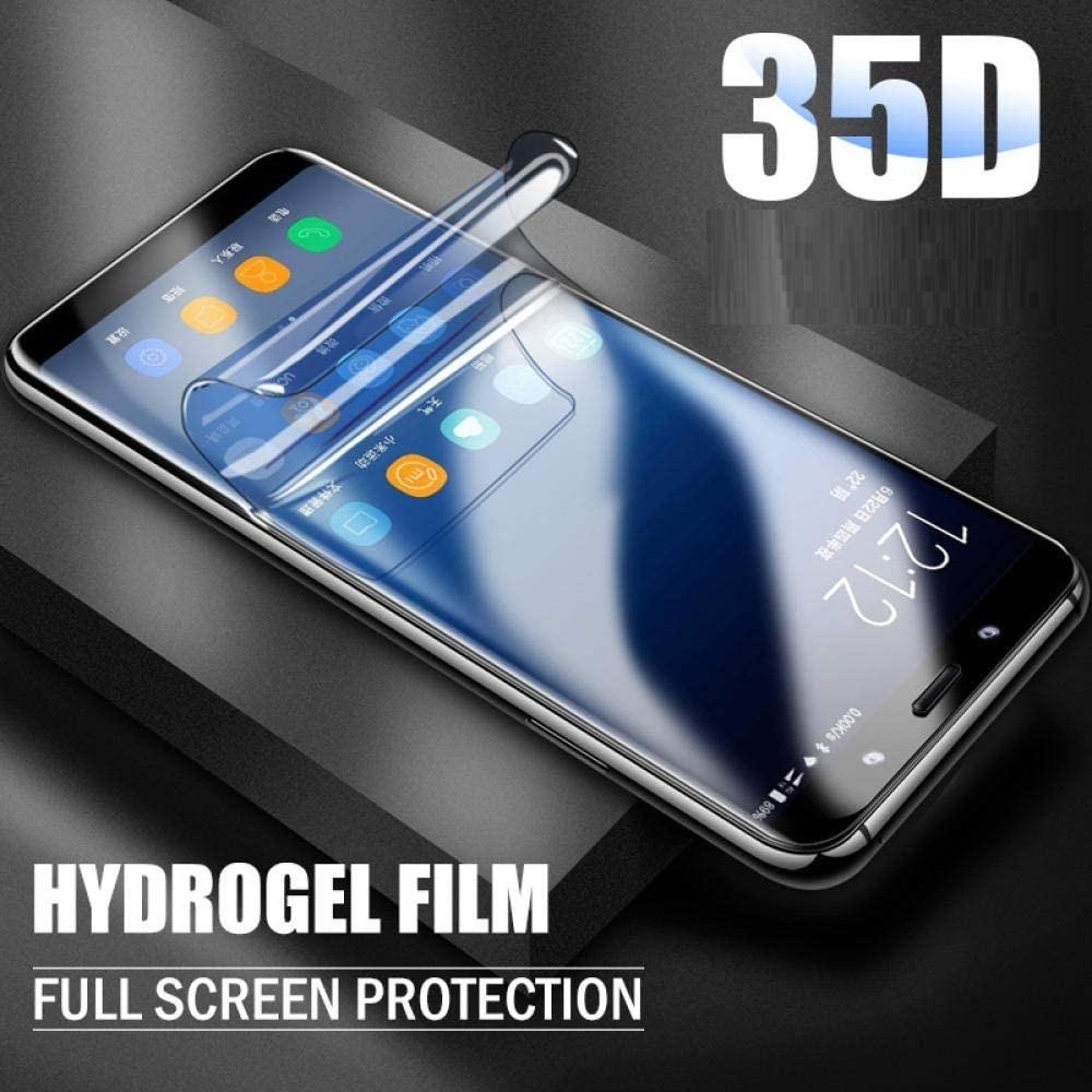 Protector de pantalla del teléfono móvil, película de hidrogel para Nokia C5...
