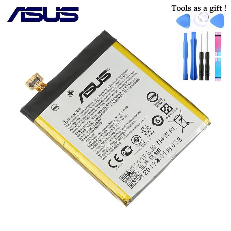 Original Bateria Para ASUS ZenFone ASUS C11P1324 5 A500G Z5 T00J ZENFONE5 A500CG A500KL A501CG + Ferramentas