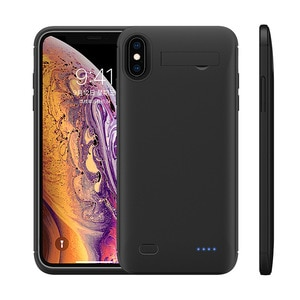 Battery Charger Case For iPhone 6 6S 7 8 Plus X XS XR XS MAX 11 Pro MAX Battery Power Bank Charging Charger Cover Case