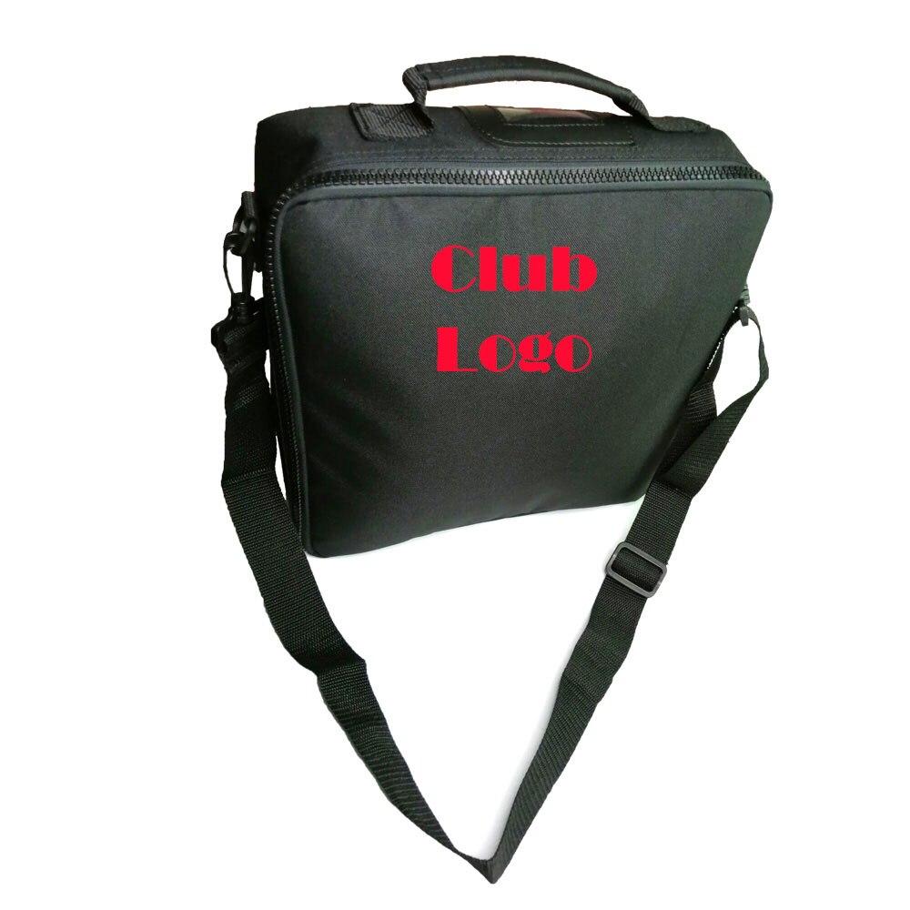 Equipo de buceo de impresión de logotipo cuadrado regulador pulpo acolchado bolsa con correa de hombro bolsa de transporte de buceo