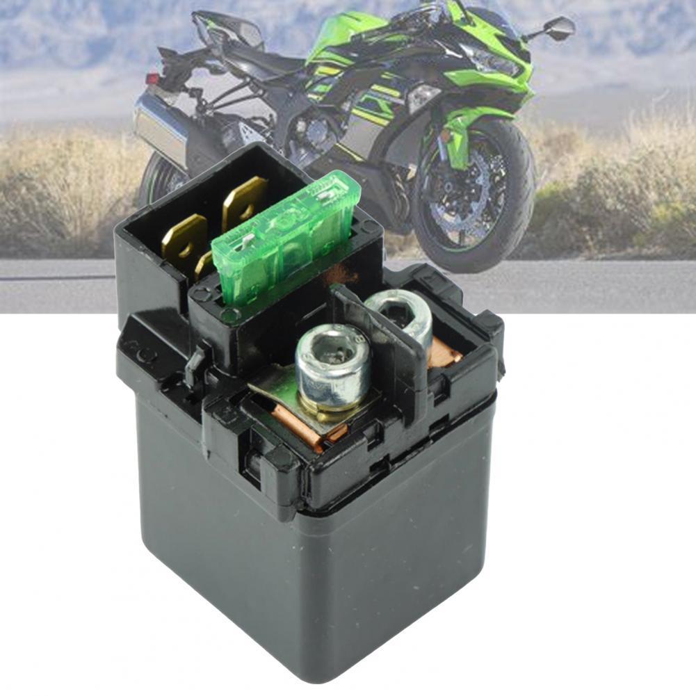 Компактное практичное реле стартера мотоцикла 27010-1327 27010-1446 27010-1380 прочное реле соленоида высокой производительности