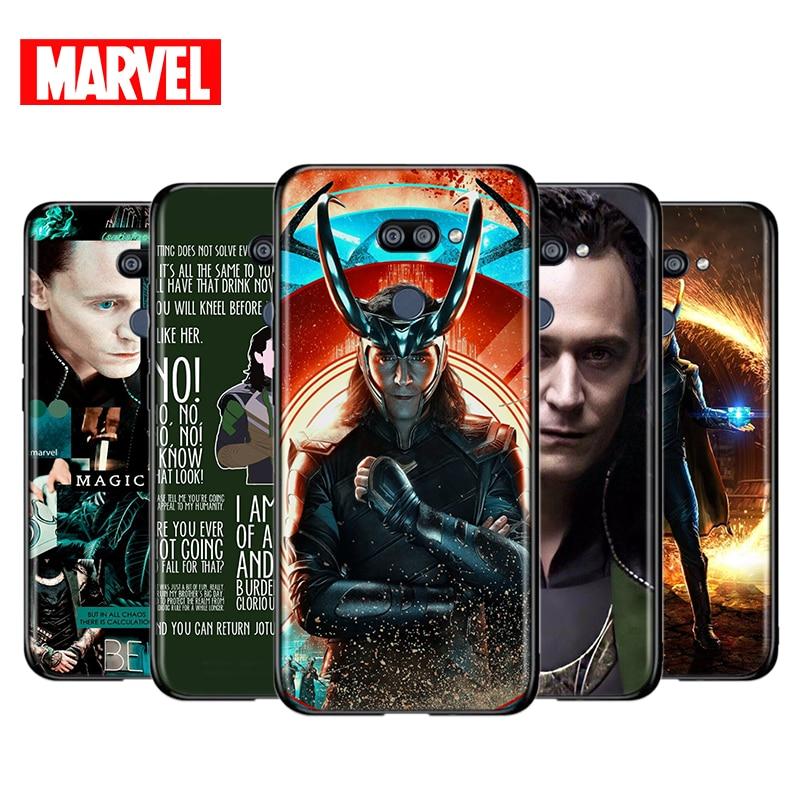 marvel-avengers-loki-for-lg-k22-k71-k61-k51s-k41s-k30-k20-k50s-k40s-q60-v60-v50-v40-v35-v30-g8-thinq-black-phone-case
