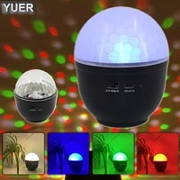remote control 4x1w rgbw cup shaped small night light for dj disco bar party wedding banquet home leisure club dance floor