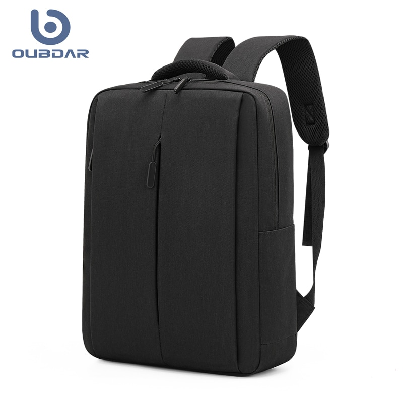 Рюкзак OUBDAR для ноутбука с Usb-разъемом для мужчин и женщин, школьный ранец с защитой от кражи, дорожные маленькие рюкзаки для мужчин и девочек, 2020   АлиЭкспресс