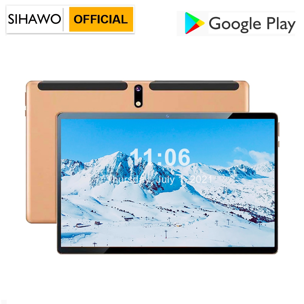 Tablet PC, 10.1