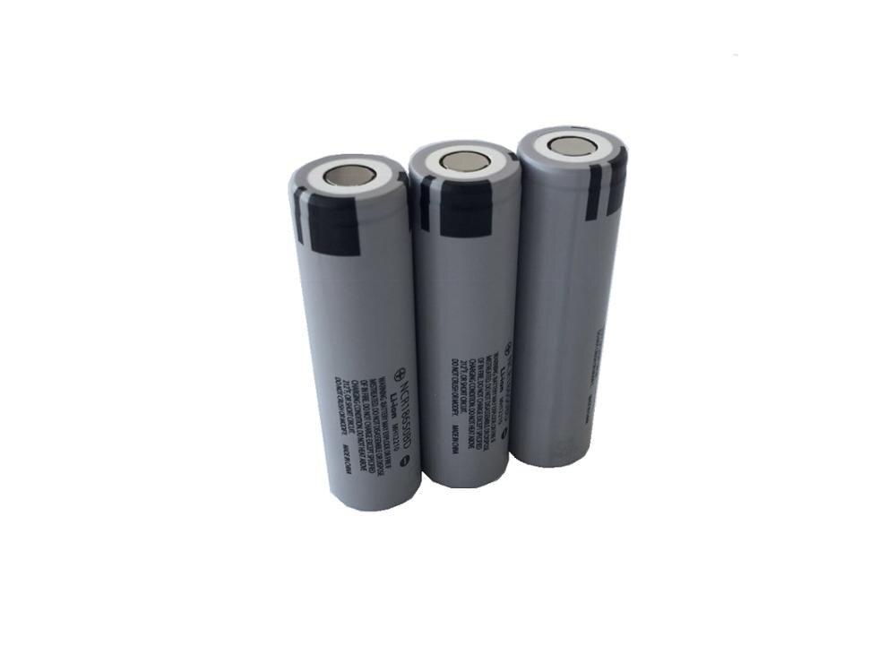 100% nuevo Original NCR18650BD 4,2 V 32BD baterías de litio recargables para linterna