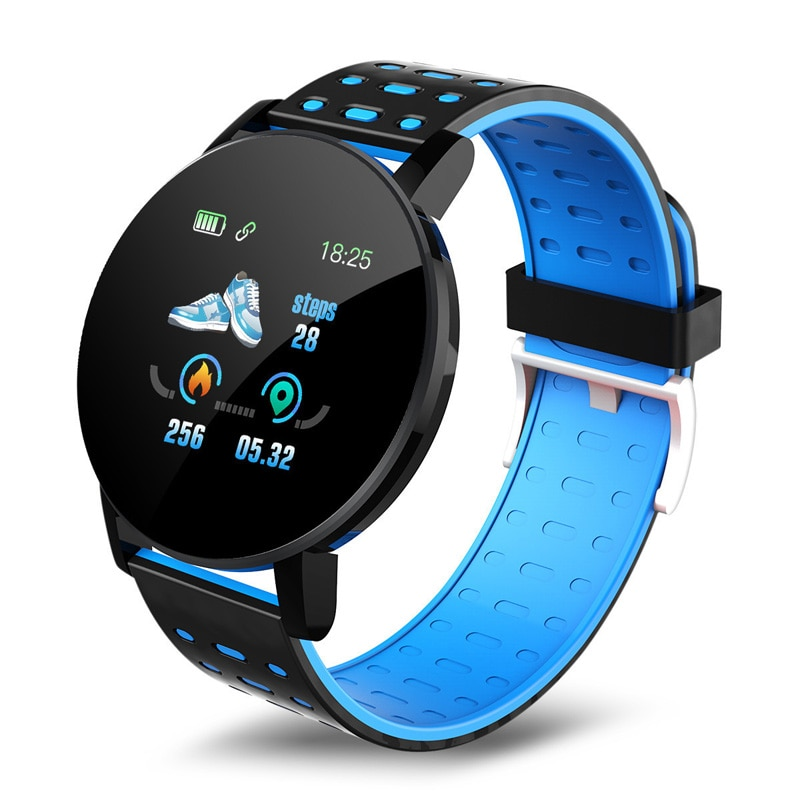 Get SHAOLIN Smart Bracelet Heart Rate Smart Watch Man Wristband Sports Watches Band Smartwatch Android With Alarm Clock