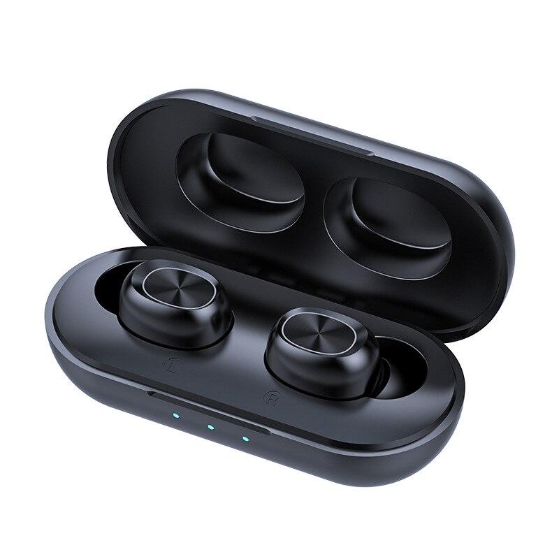 B5 TWS sans fil écouteur stéréo Bluetooth écouteurs sans fil écouteur Bluetooth 5.0 avec Microphone tactile musique téléphone casque