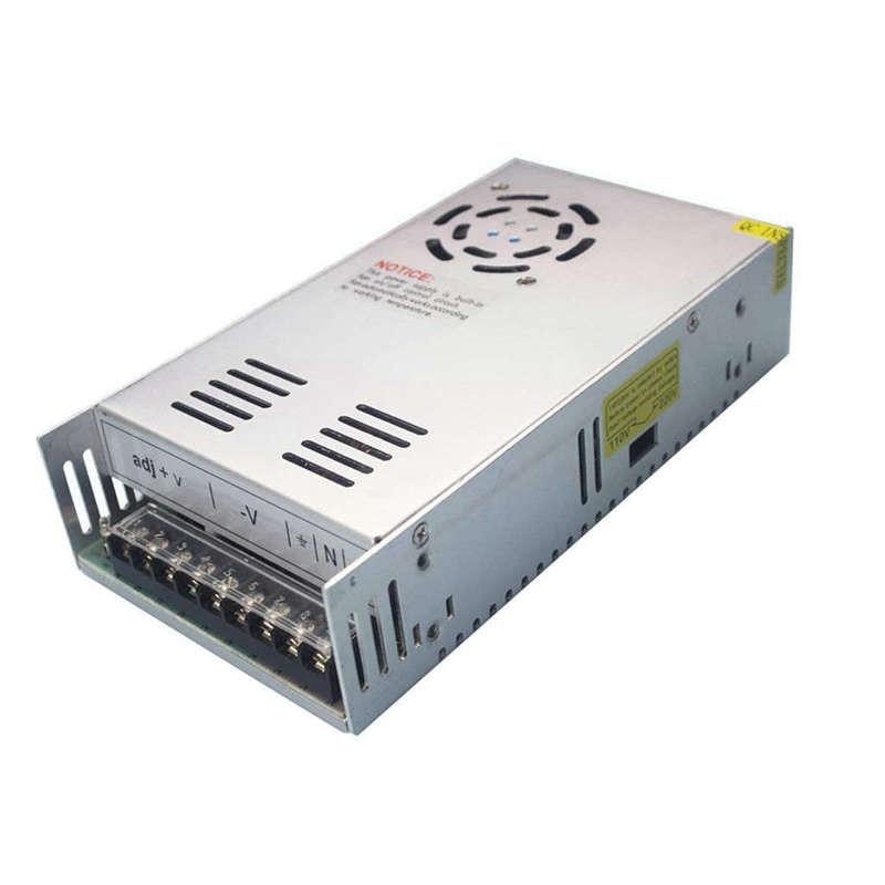360W تحويل التيار الكهربائي 24V 15A AC-DC محول لمصلحة 3D طابعة ، CCTV مراقبة LED عرض الصناعية ومح