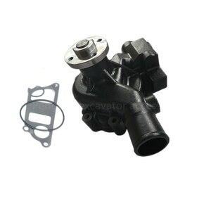 Excavator parts for Yamaju Liugong 907C/908D XCMG 80 Lovol 65 Excavator Cummins B3.3 engine water pump 3800883 68055887 6204-81