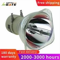 happybate 5j j5405 001 high quality original bare lamp ob for benq w700 w1060 w703d projectors with 180 days warranty