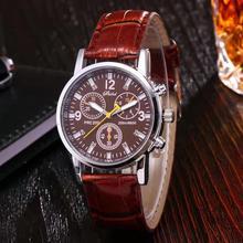 WOKAI Quartz Wristwatch Luminous Men belt Watches Classic Calendar Mens Business Steel Watch Relogio