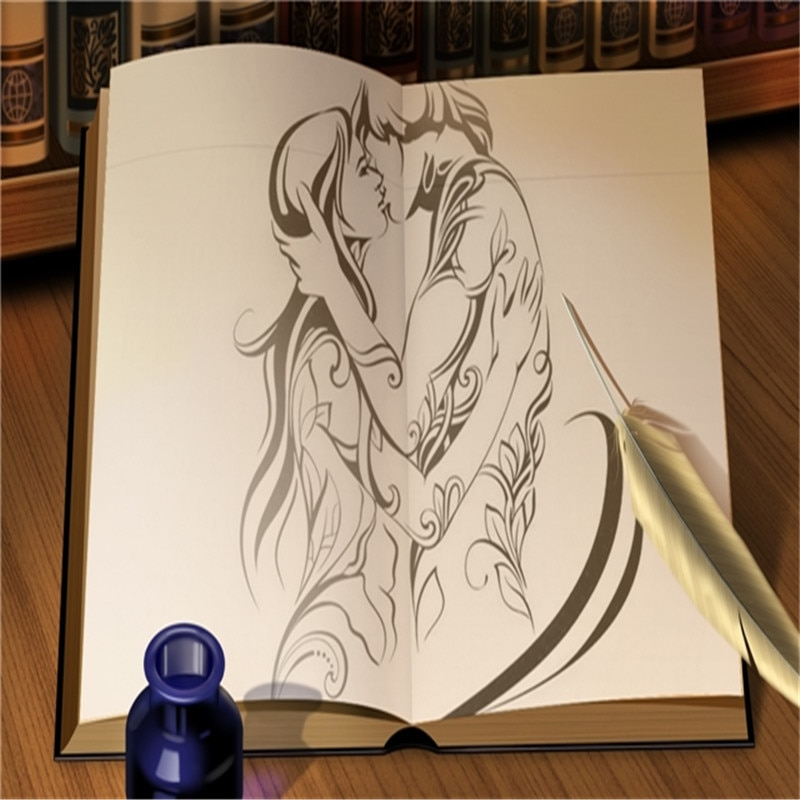 New 2021 Couples Hug lovers Valentine's Day Halloween Christmas Clear Stamps DIY Scrapbooking Card Album Crafts No Cutting Dies