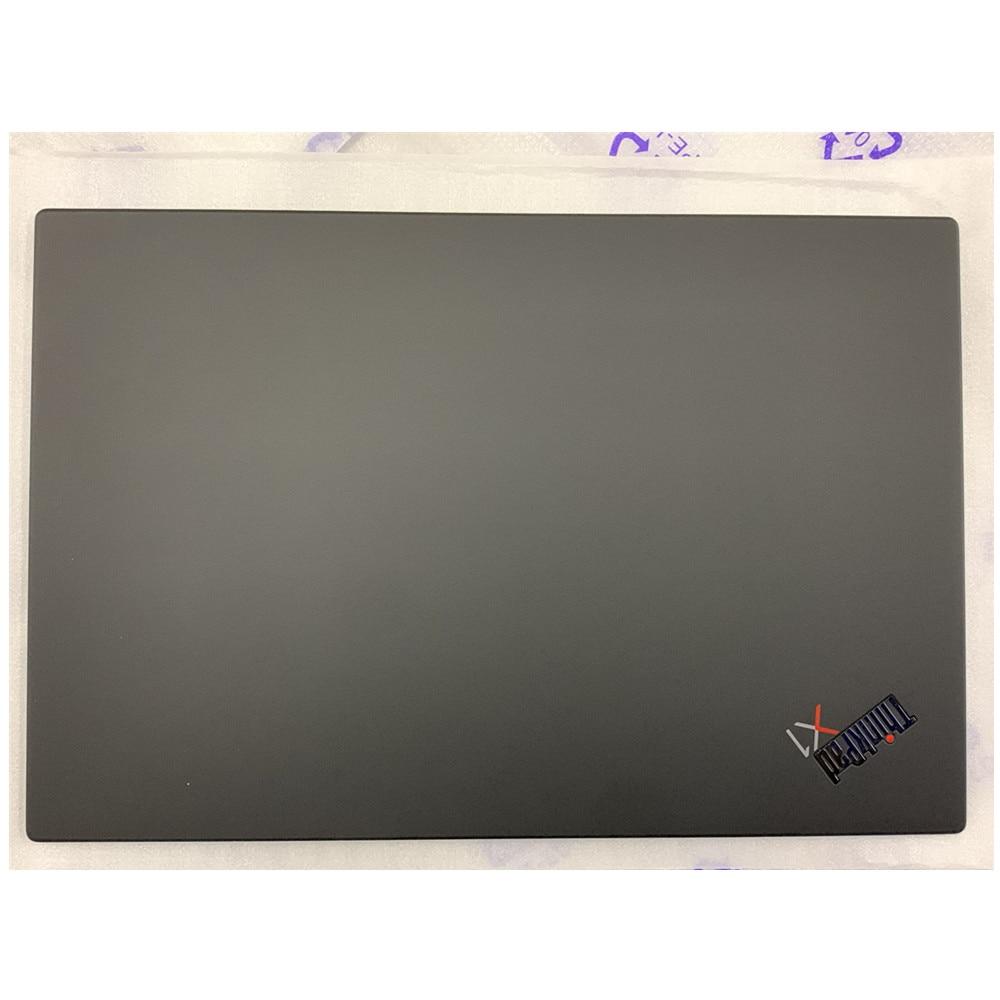 Compatible Lenovo ThinkPad X1 carbon 8th generation 2020 LCD back cover set top box a shell cover AQ1L1000100 black