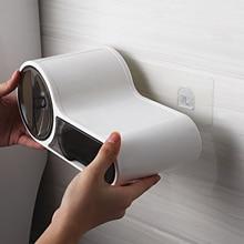 Bad Wc Papier Halter Regal Papier Handtücher Spender Wand Papier Handtuch Rolle Wc Tissue Müll Taschen Lagerung Rack