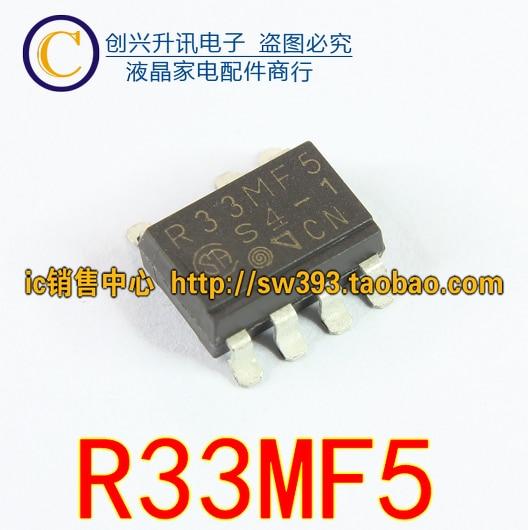 Original 10 pçs/lote R33MF5 SOP-7