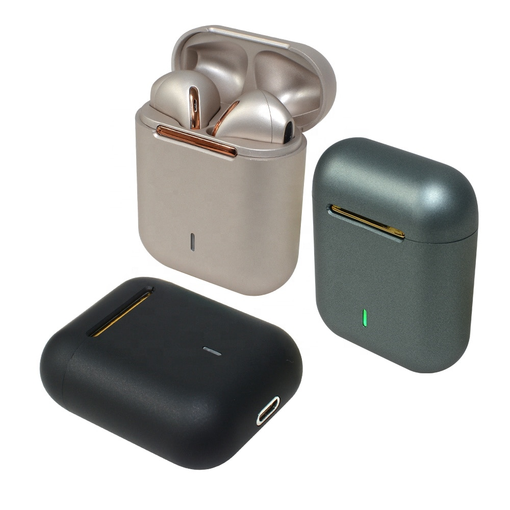 Portable True Wireless Earbuds Super Bass Stereo Headphone Tws Touch for 5G Phone enlarge