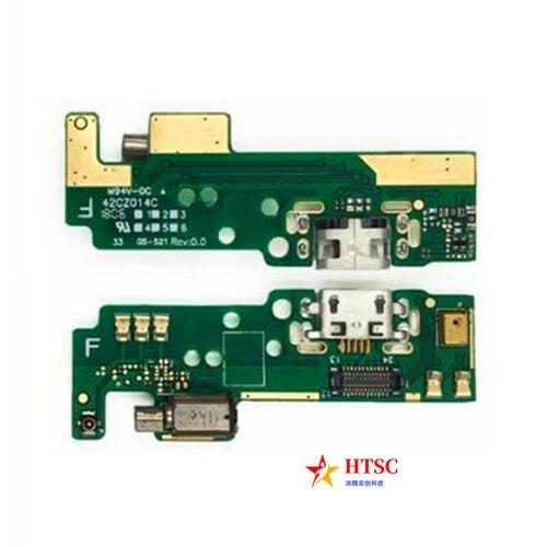 Original conector de puerto de carga USB base cable flexible junta para Sony Xperia e5 f3311 f3313 100% bien probado