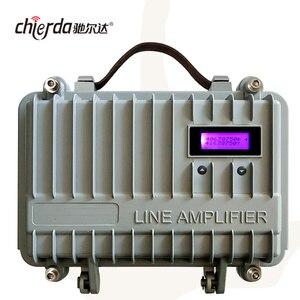 Портативная рация 10 Вт, ретранслятор, двухстороннее радио, мини базовая станция с ЖК-экраном