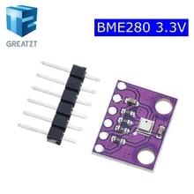 Great zt BME280 BMP280 3.3V altimètre de précision pression atmosphérique BME280 module de capteur pour arduino