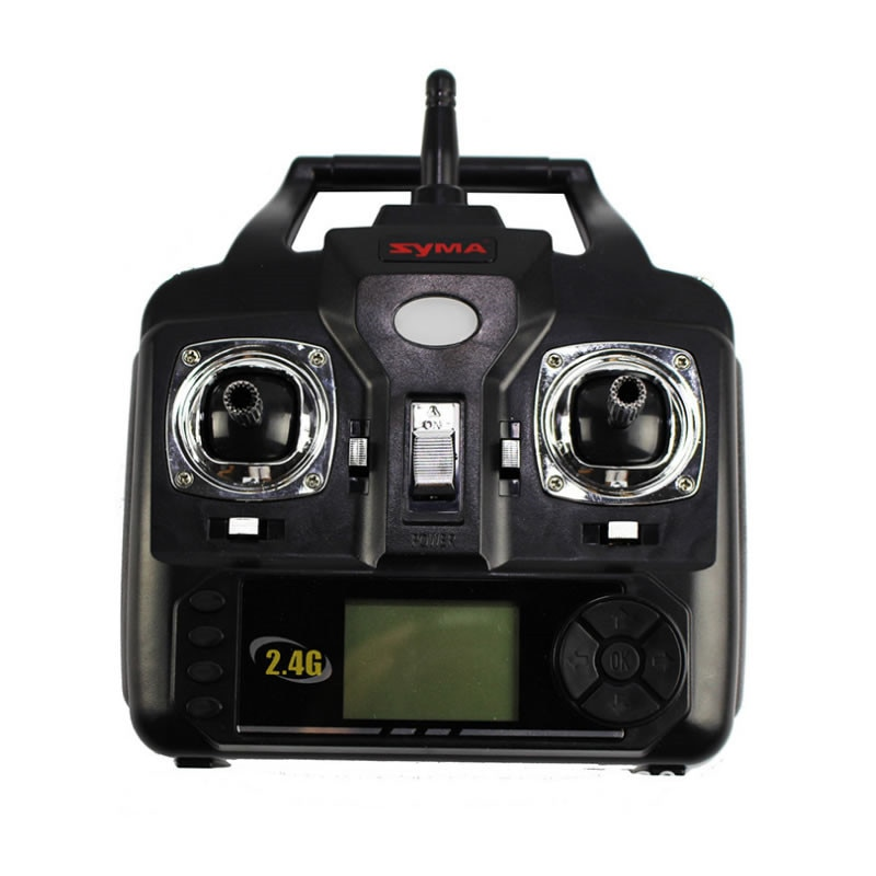 syma x8 x8w x8hg x8hw rc drone no camera or no remote 6 axis rc helicopter quadcopter olny body for syma drone Syma X5SW RC Drone 2.4G 4 CH Remote Control Radio Transmitter with Blue Light for Syma X5C X5C-1 X5S X5SC RC Quadcopter Orignal