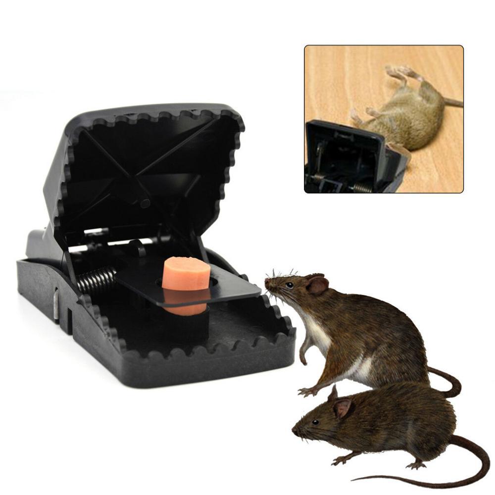 1/3/5 Uds reutilizable poderoso roedor asesino trampa de ratón topo repelente rata ratones trampa Control trampa cebo plagas atrapar caliente 2019