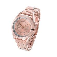 kobiet zegarka Famous Brand DQG Casual Quartz Watches Women Fashion Dress Women Watch Stainless Stee