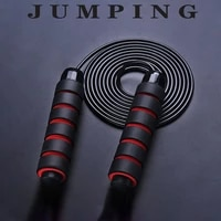 weight bearing skipping rope sports and fitness body shaping rope jump weight loss exercise skipping rope fitness