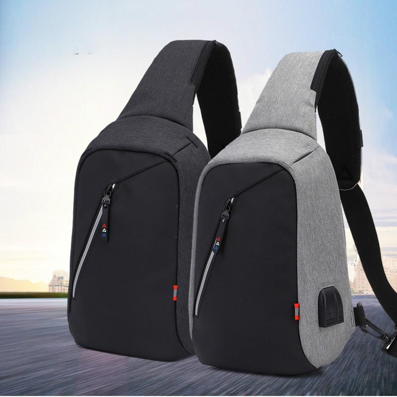 حقيبة كتف USB قابلة لإعادة الشحن للكمبيوتر المحمول ، 10 بوصة ، لجهاز IPAD Mini Air 1 2 3 4 ، جهاز لوحي مضاد للسرقة ، متوافق مع Samsung Huawei