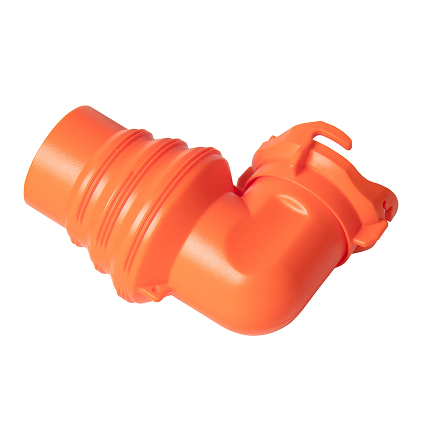 1Pcs 90 Degree Sewer Hose Swivel Elbow Fitting Adapter for RV Waste Tanks