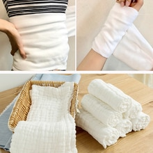 100x150cm Double-layer Pure Cotton Baby Saliva Towel Gauze Cloth for Infants Diaper Fabric Infant Nursing Face Hand Cloth Towel
