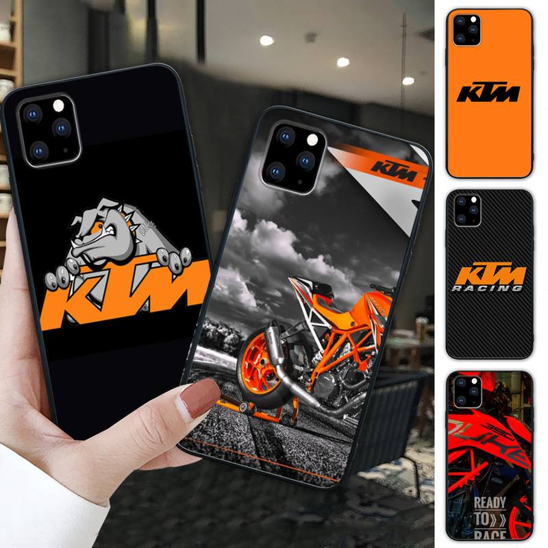 For Girls Ktms Telephone Case For Xiaomi Redmi 4X 5 Plus 6 6A 7 7A 8 8A 9 Note 4 8 T 9 Pro Cover