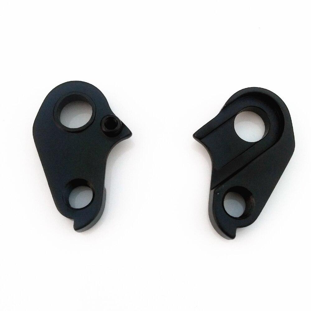 1 pieza de suspensión de cambio trasero de engranaje de bicicleta para el poligón de prueba de uñas Marín de eje n. ° 40 12MM poligón de eje 12mm poligón C1352117 MECH de caída