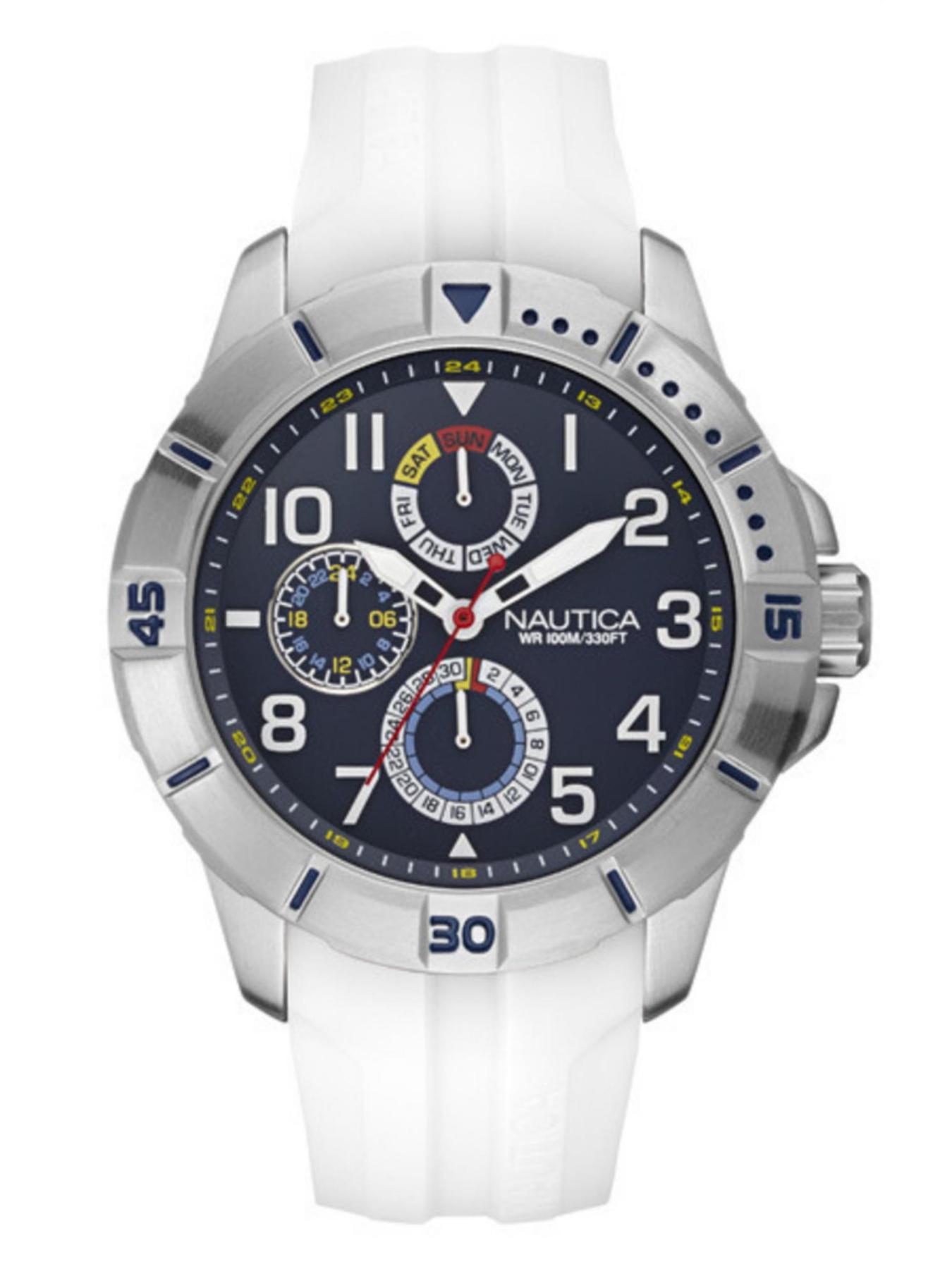 Montre homme Nautica analogique Nai12514G