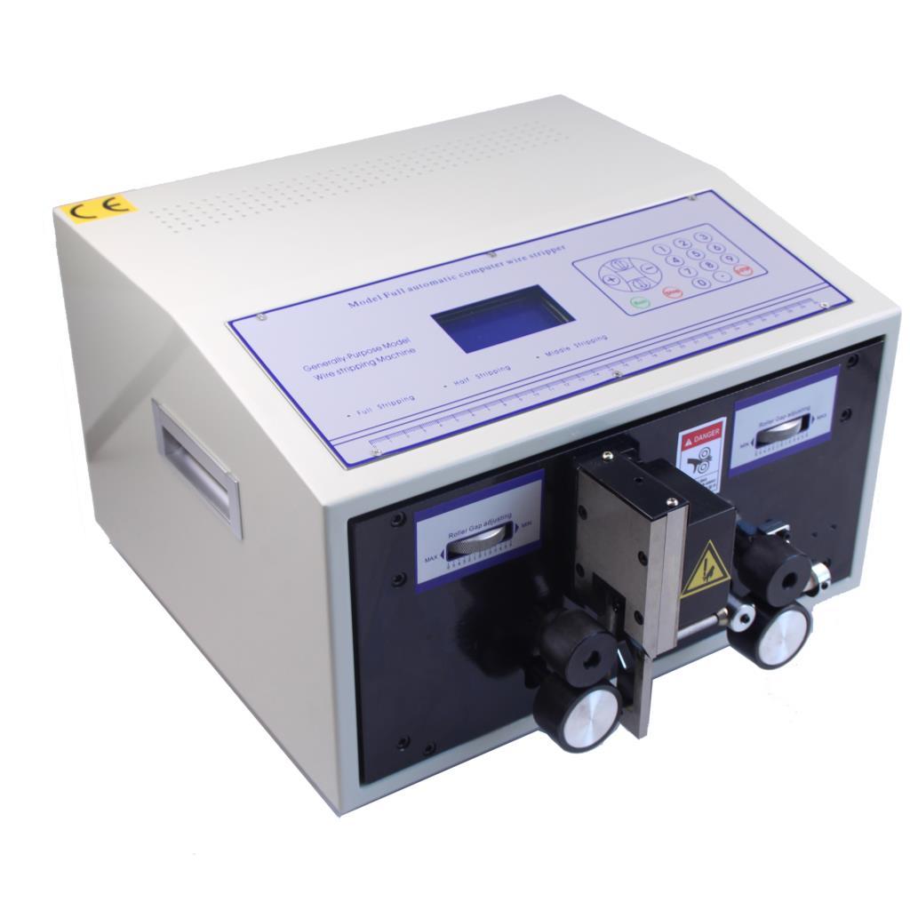 Máquina de descascamento automática do fio do computador swt508c cabo de corte de friso e peeling de 0.1 a 2.5mm2