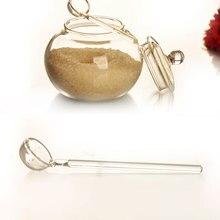 Verre boule de sucre bol à sucre   Bormioli en cristal, Rocco lunettes 250ml bonbons ménagère bouteille de sucre pot Fido pot de cuisine, cylindre dépice