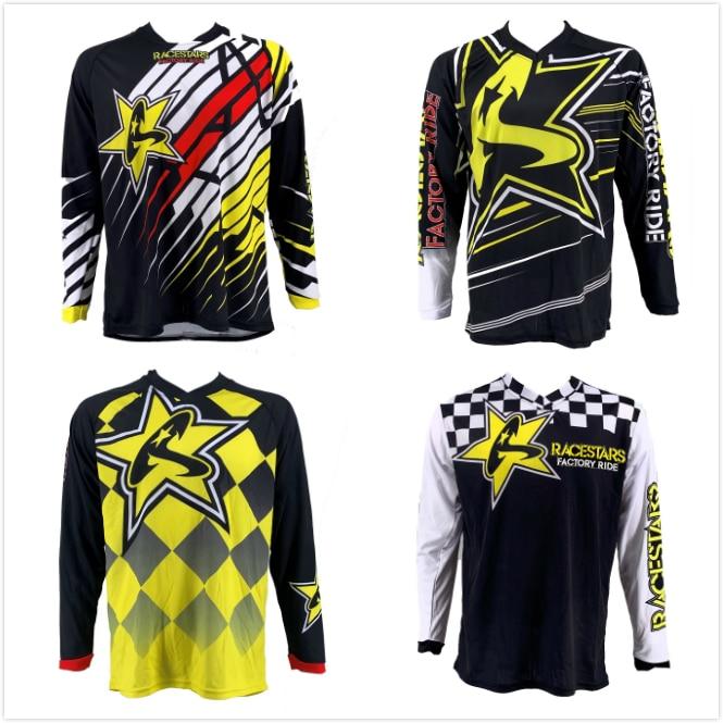 Майки для мотоциклистов RACESTARS 2020, Майки для мотоциклистов, Майо Ciclismo, горные велосипеды GP, Майки для мотокросса XC DH MTB BMX, велосипедные рубашки