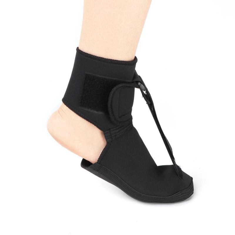 Fascitis Plantar ajustable férula nocturna pie soporte para el tobillo tratamiento del talón mejor alivio del dolor del pie ortosis productos de salud