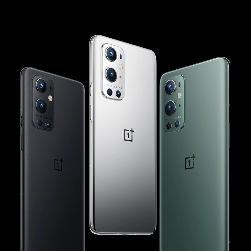New Original OnePlus 9 Pro 5G Smartphone Snapdragon 888 120Hz Fluid Display 2.0 Hasselblad 50MP Ultra-Wide Oneplus 9pro Phone enlarge
