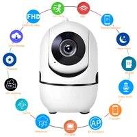 1080p security camera cctv 360 home surveillance wifi camera two way audio baby pet nanny monitor 720p indoor kamera ip cam