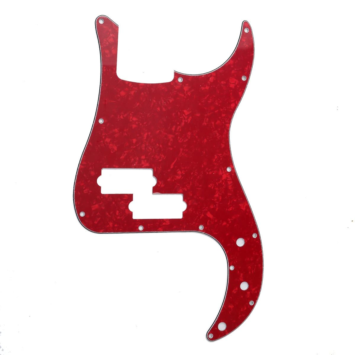 Musiclily 13 Hole P Bass golpeador para guardabarros bajo de precisión Estándar...