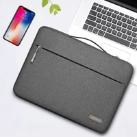 waterproof laptop sleeve for macbook air 13 a2337 m1 chip 2020 simple handle laptop bag case for macbook pro 13 a2338 2020