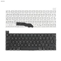 uk layout new replacement keyboard for apple macbook pro retina 13 a2251 2020 laptop big enter key for backlit