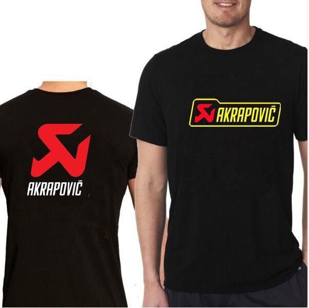 2019 Мужская футболка с принтом Repsol HRC Racing мотоциклетная Модифицированная летняя хлопковая футболка с коротким рукавом akrapovic