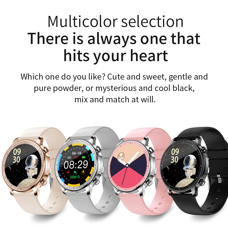 Cheia de Toque Sangue para Ios Ip67 à Prova Relógio Inteligente Masculino Feminino Tela Dip67 Água Freqüência Cardíaca Monitor Android Esporte Smartver V23 2021