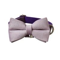 flannelette 06s durable pet dog collar leash adjustable puppy necklace flexible dog custom metal parts pet accessory