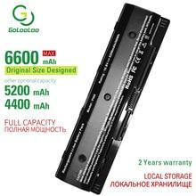 Golooloo 6 cellules batterie dordinateur portable pour Hp TPN-I110 TPN-Q117 TPN-Q118 TPN-Q120 TPN-Q121 TPN-Q122 709988-541 F3B94AA F3B94BB
