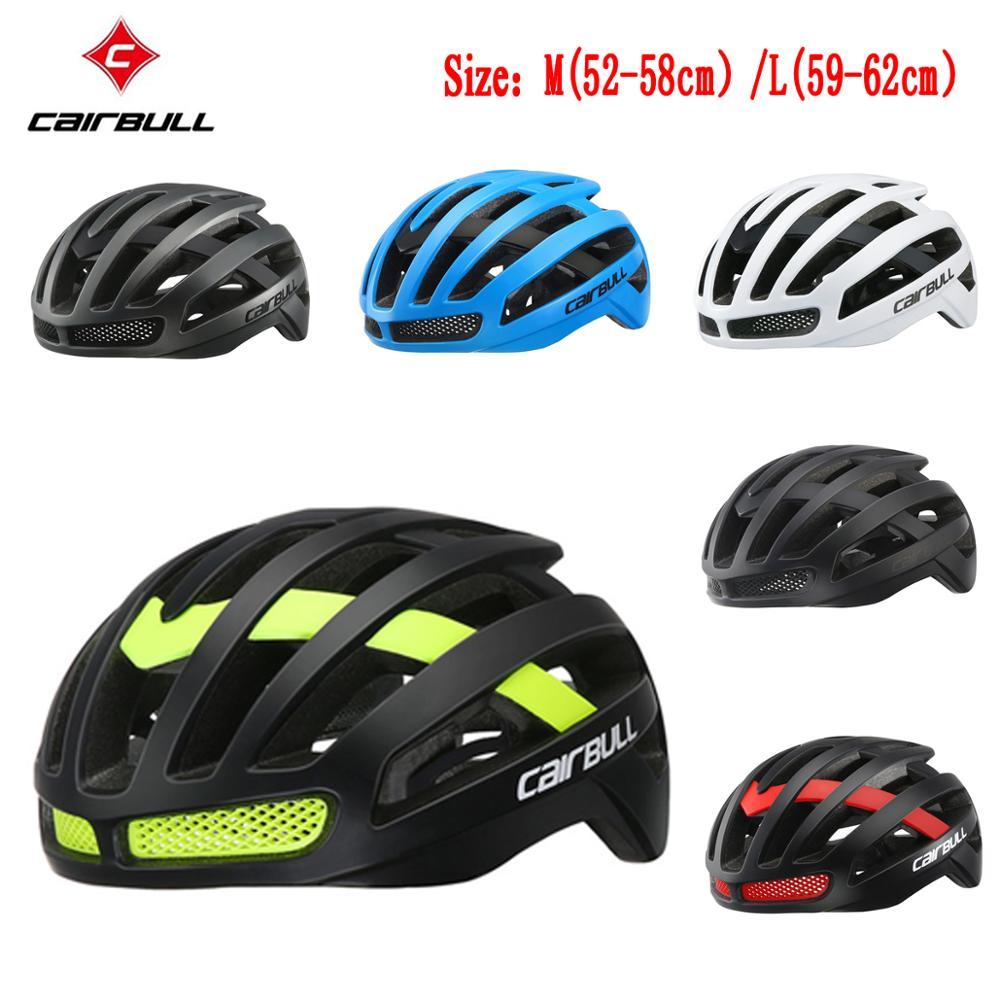 Nuevo Casco de Ciclismo de CAIRBULL VELOPRO, ligero, transpirable, cómodo, Casco de Ciclismo