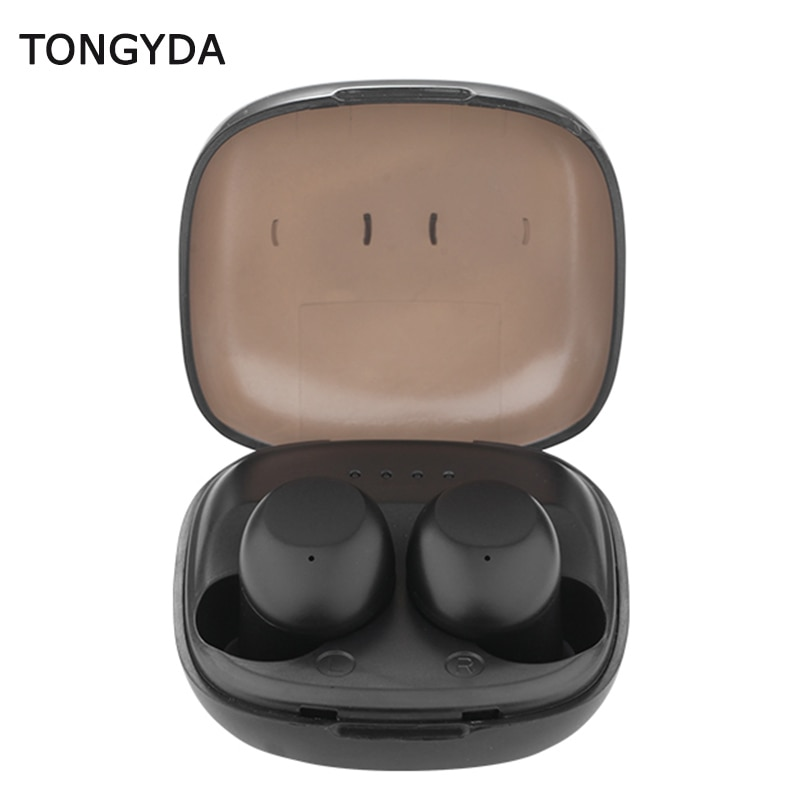 TONGYDA nuevos auriculares inalámbricos K11 PK I11 I12 TWS Bluetooth 5,0 impermeable 1:1 auriculares Binaural Sport 6D sonido IPX5 para teléfono